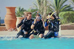 Recreational Dive Courses