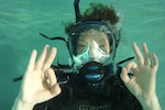 Spec Padi Full Face Mask